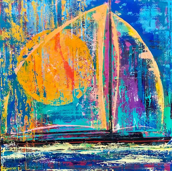 Holiday Sail Art | benbonart