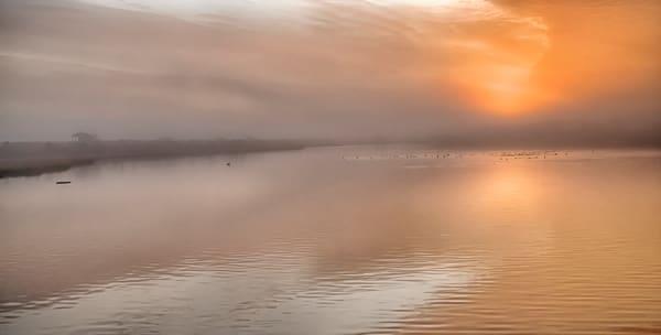 Cow Bay Fog Photography Art | Michael Blanchard Inspirational Photography - Crossroads Gallery