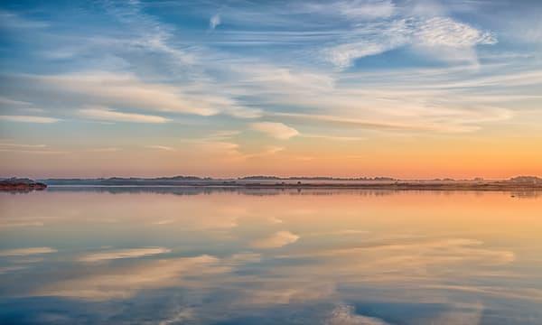 Long Point Pond Daybreak