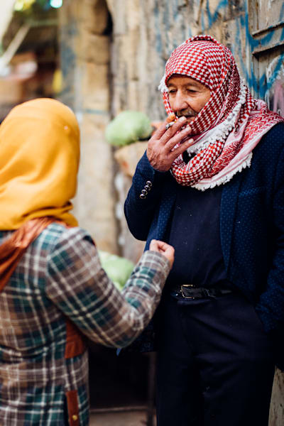 Conversation And Colors Photography Art | Kirby Trapolino Fine Art Photography