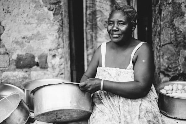 The Faithful Chef Photography Art | Kirby Trapolino Fine Art Photography