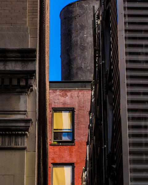 Chelsea Water Tower, New York City