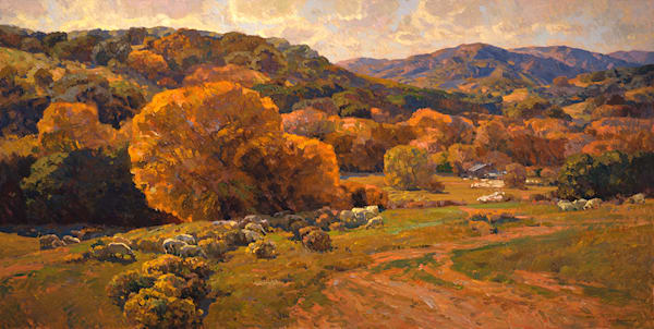 The Golden State Art | Fine Art New Mexico