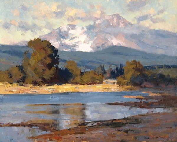 Tumalo Reservoir Art | Fine Art New Mexico