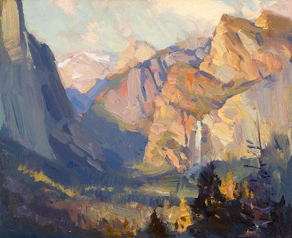 Yosemite Grand Vista Art | Fine Art New Mexico
