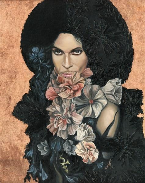 Purple Divine Art | De'Ago Art