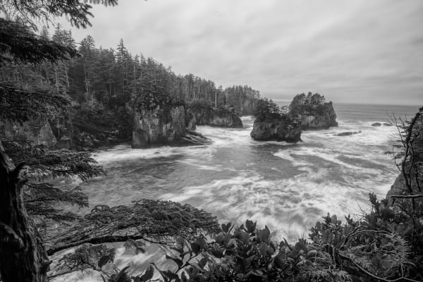 Stormy Cape Flattery