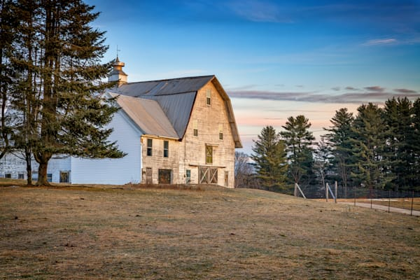 Morning at the Old Barn | Shop Photography by Rick Berk