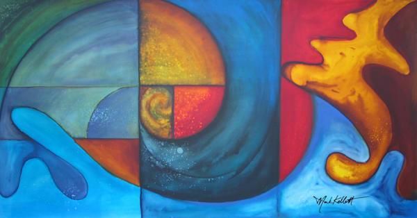 Golden Spiral V Art | Lucy Anna Perna