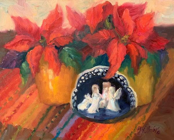 Honduran Christmas Art | B. Oliver, Art