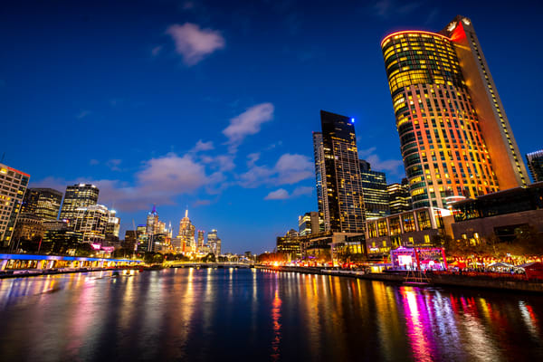Yarra Reflections Art | Earth Trotter Photography