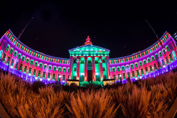 Parade Of Lights Art | Earth Trotter Photography