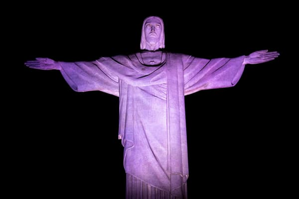 Cristo Redentor Art | Earth Trotter Photography