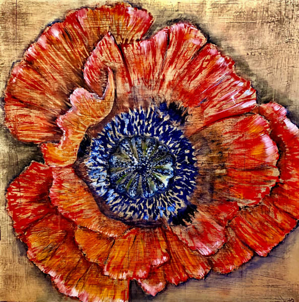 Red Poppy Art | Amy Tigner Art