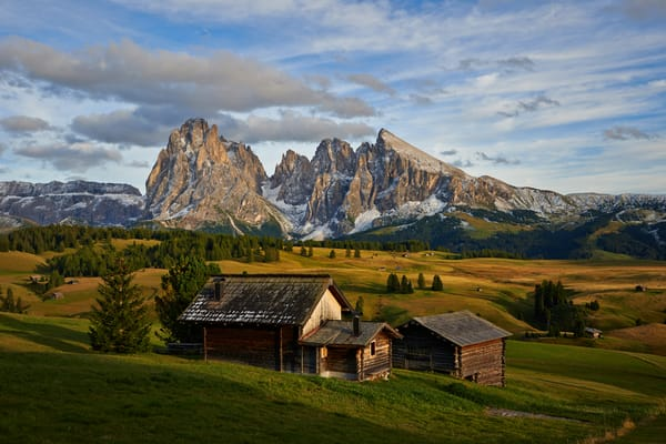 A Dsc1786 Dolomites Pano Element Photography Art | RaberEYES