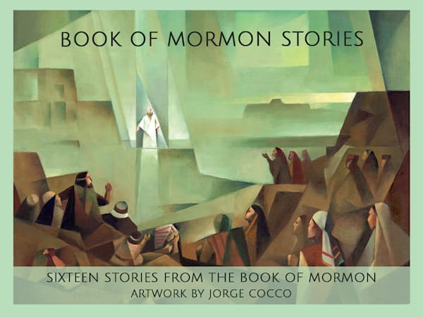 Jorge Cocco - Book of Mormon Stories minicard pack