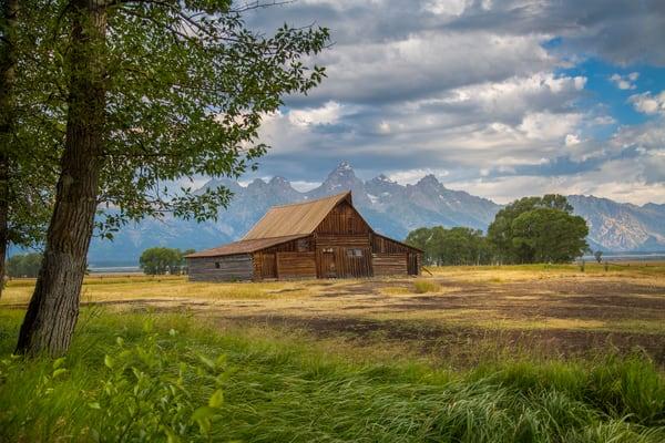 Home On The Range (Horizontal) Art | Earth Trotter Photography