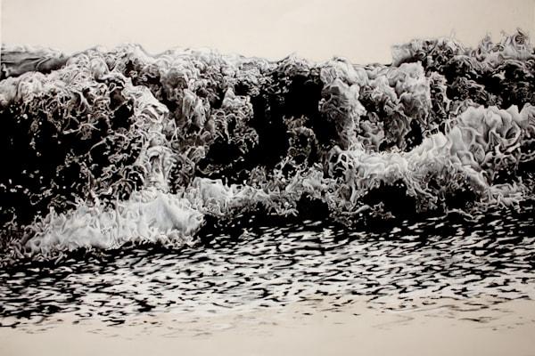 Jones Beach I, 2014
