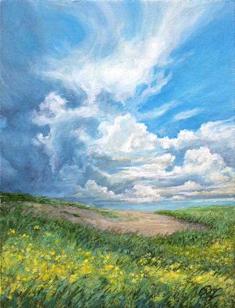 Salt In The Wind Art | Rebecca Zook Creative Studio