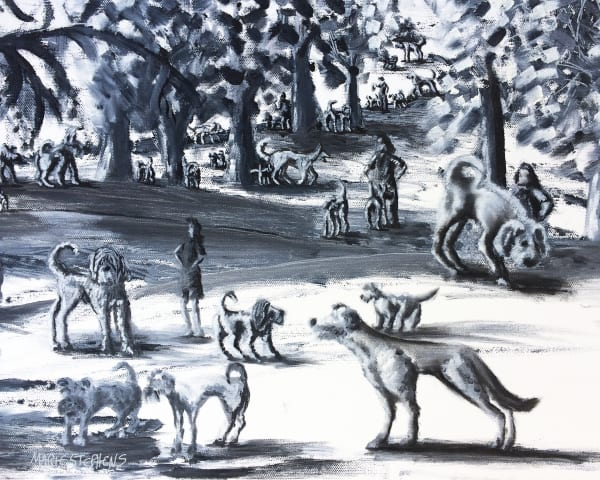 Dogtoberfest 2018 Copyright Marie Stephens Art Art | Marie Stephens Art