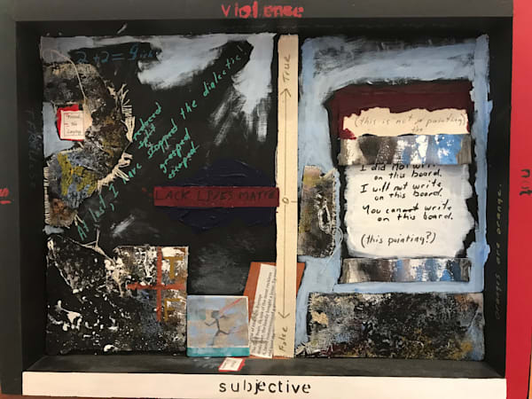 Truth + Violence Art | RPAC Gallery