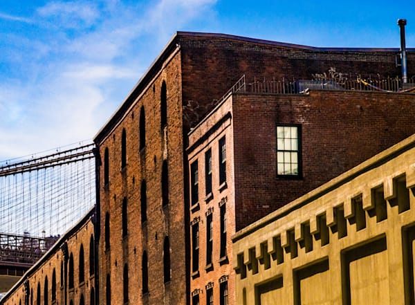 Dumbo Warehouse, Brooklyn, Ny Photography Art | Ben Asen Photography