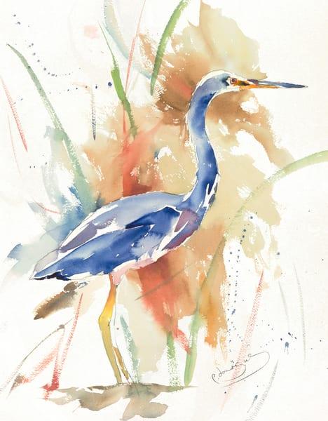 Blue Too Art | Patrick Dominguez Art