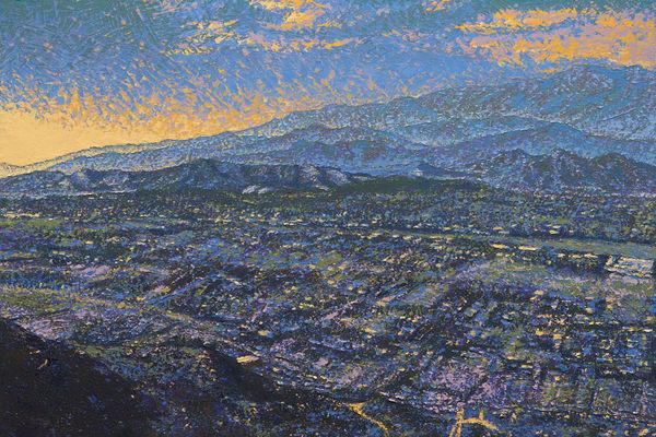 Dissolving a Myth  |  Justin David Gustafson Fine Art