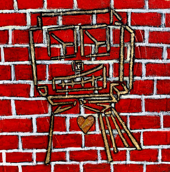 Red Brick Love Robot