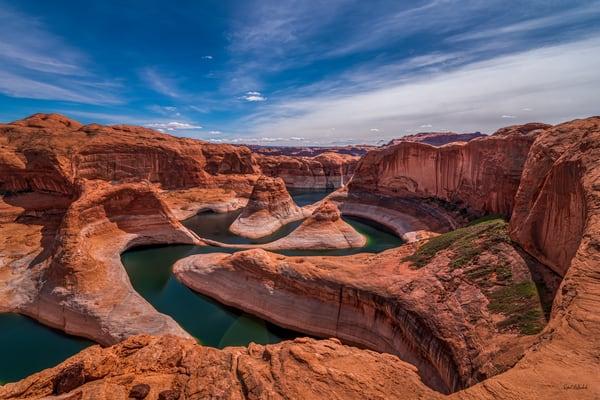 Reflection Canyon - Lake Powell