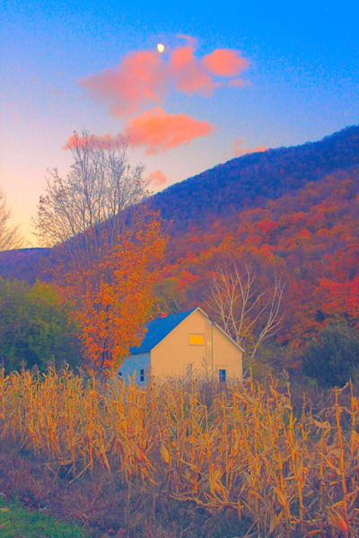 Autumn In The Berkshires|Fine Art Photography by Artist Todd Breitling