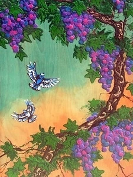 The Pastel Dawn At Harvest Art | buchanart