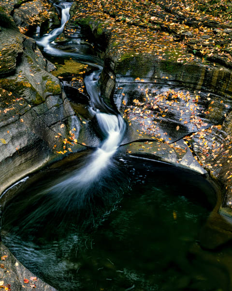 Glen of Pools Watkins Glen