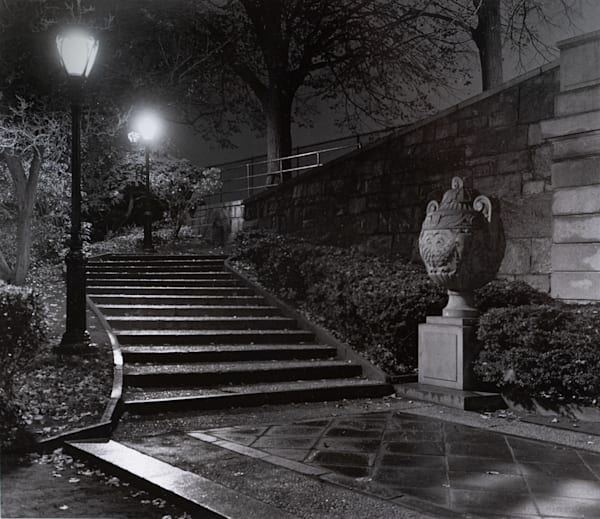 Reservoir Entrance At Central Park, Nyc  Photography Art | Ben Asen Photography