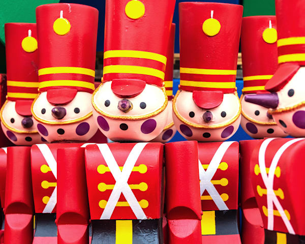 Tiny Toy Soldiers - Disney Christmas Art | William Drew Photography