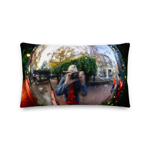 """""""Every Artist Loves Themselves"""" Pillow 