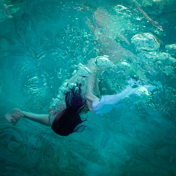 """Dive  16"""" X16"""" Limited Edition Of 20, Signed & Numbered Photography Art 