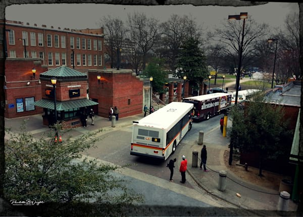 Raleigh Bus Terminal