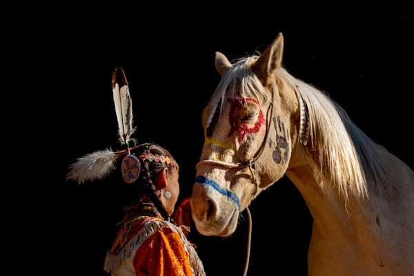 Fine Art Western Photography | I Carry Your Heart