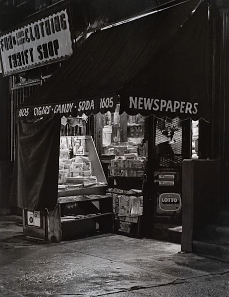 Second Avenue Candy Store, New York City Photography Art | Ben Asen Photography