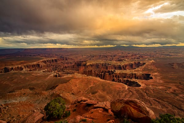 Grandview Point Canyonlands National Park