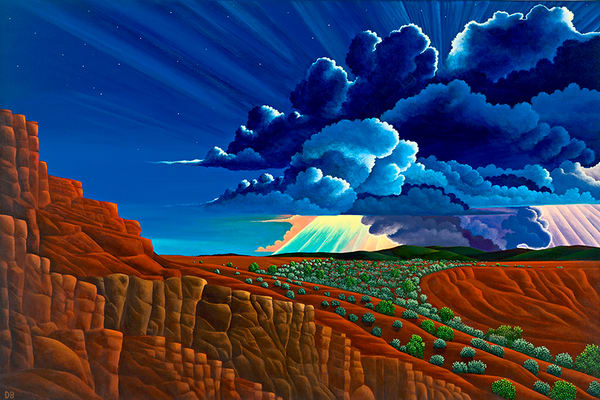 All Of Heaven Earth Art | Fine Art New Mexico