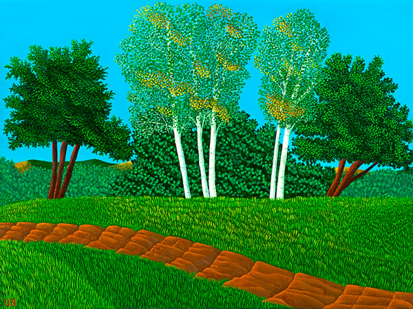 Autumn Aspens Art | Fine Art New Mexico