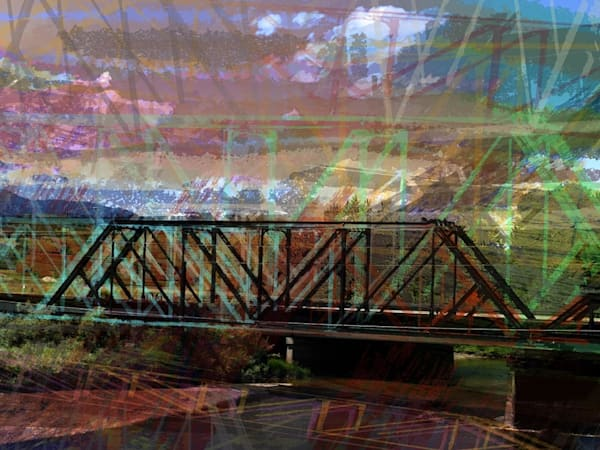 Peter Keefer - Bitterroot RR Bridge