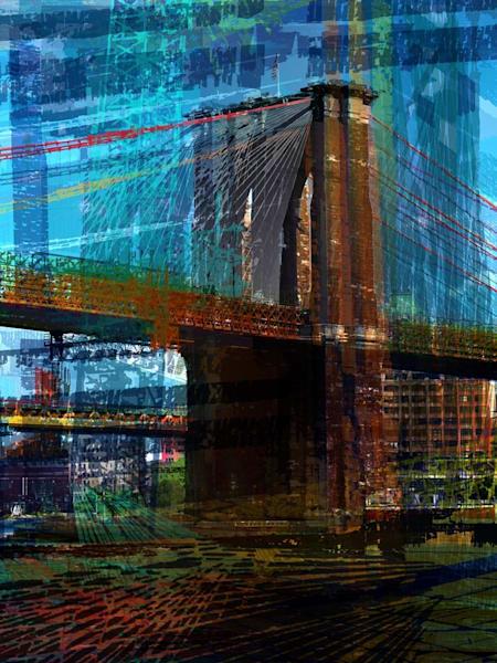 Peter Keefer - Brooklyn Bridge