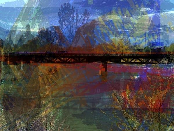 Peter Keefer - Missoula RR Bridge
