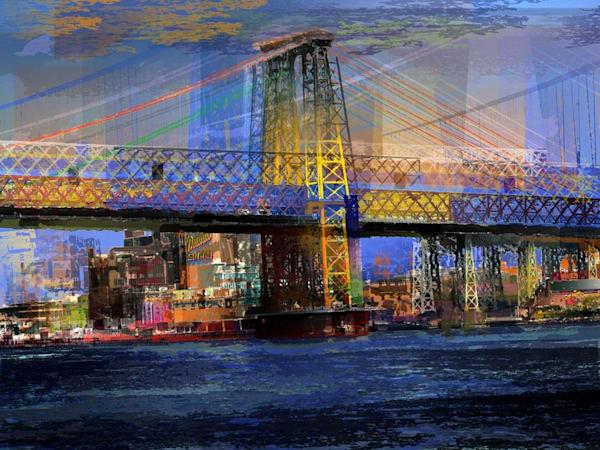 Peter Keefer - Williamsburg Bridge