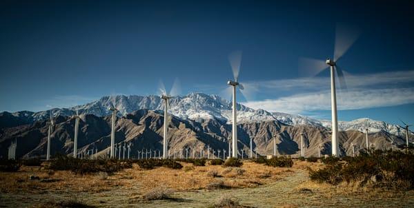 Palm Springs Turbines