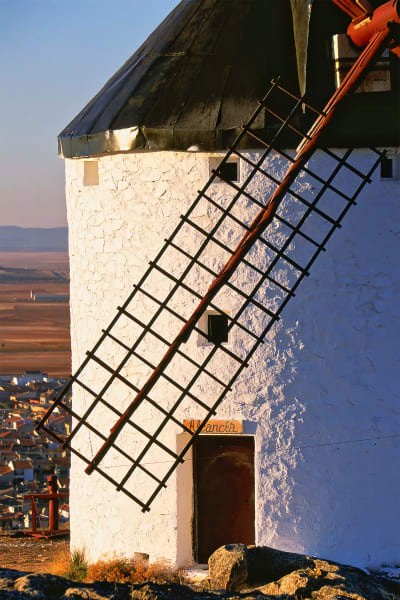 Windmill La Mancha Spain Photography Art | ePictureGallery