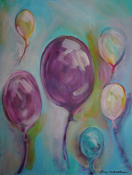 Balloon Painting Art | kihlstromfineart